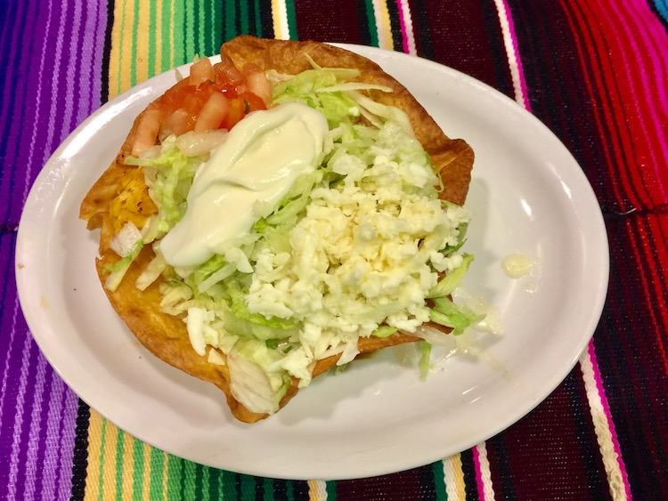 Lunch Taco Salad